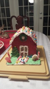 Kirkley/Faulkenberry South Carolina  barn kit